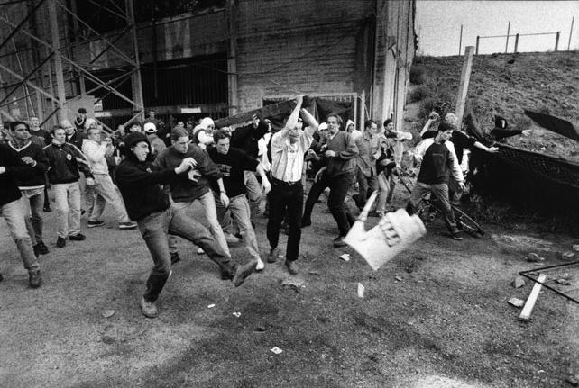 Riot Squad - Skinhead