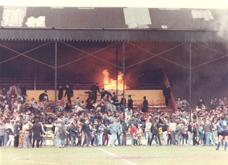 Bradford City disaster 1985 - 56 people died | Football ...