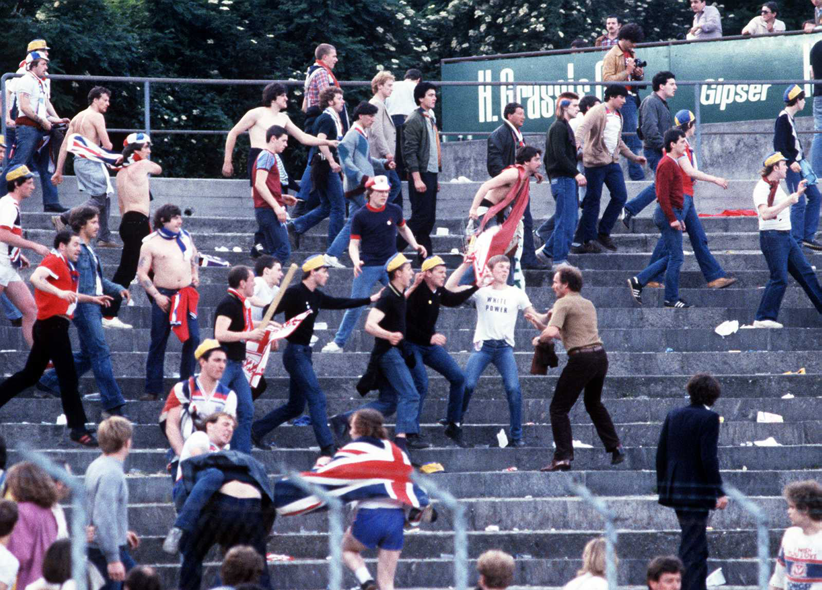 The rise of Russia's neo-Nazi football hooligans