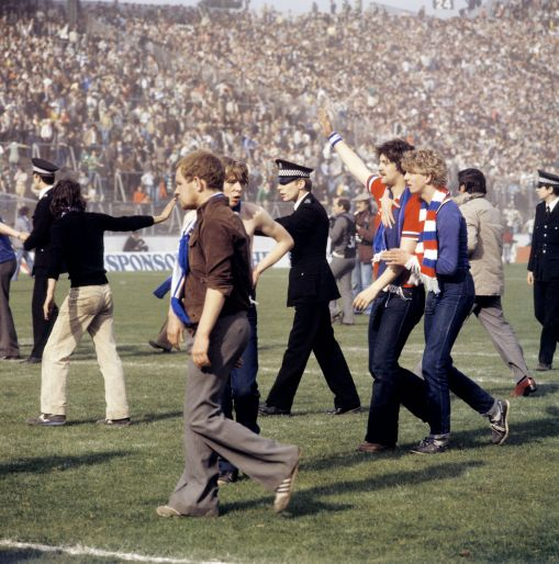 Celtic – Rangers 1980 Cup Final (Hampden riot)